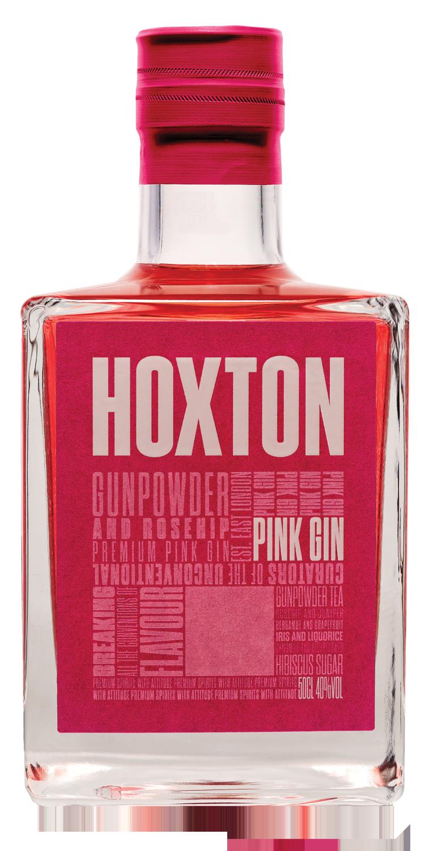 HOXTON PINK GIN -