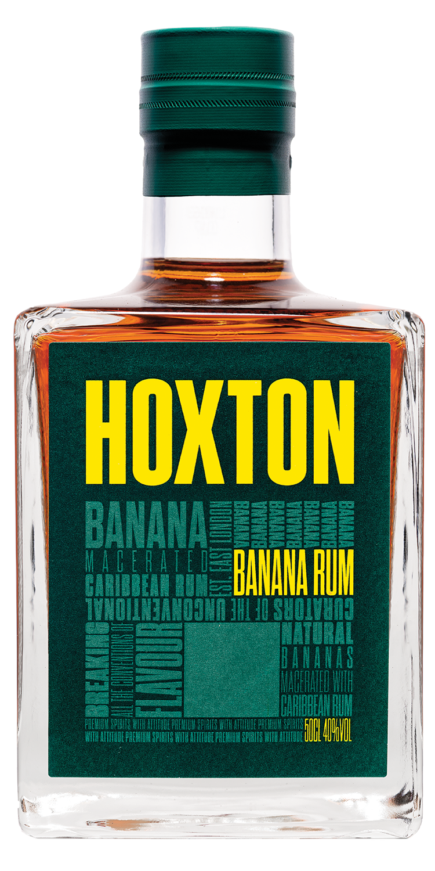 HOXTON BANANA RUM -