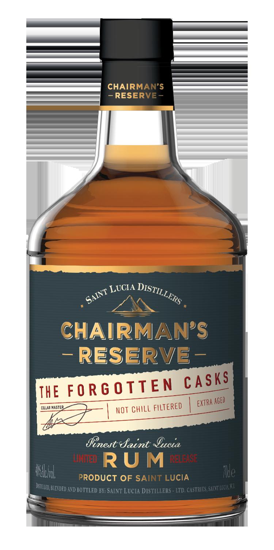 CHAIRMAN'S RESERVE THE FORGOTTEN CASKS -