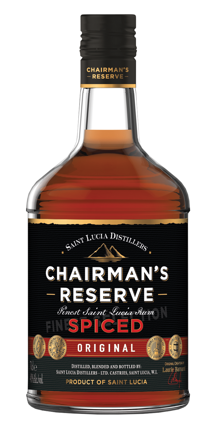 CHAIRMAN'S RESERVE SPICED RUM -