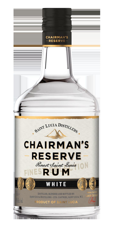 CHAIRMAN'S RESERVE WHITE RUM -