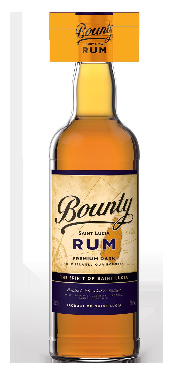 BOUNTY DARK RUM -