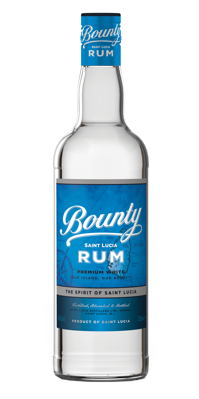 BOUNTY WHITE RUM -