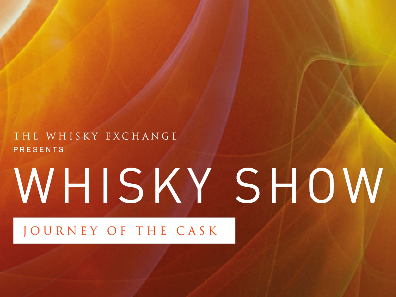 JOURNEY OF THE CASK WHISKY SHOW 2019 - 28/29TH SEPTEMBER