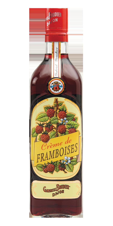 CRÈME DE FRAMBOISES   Product Description