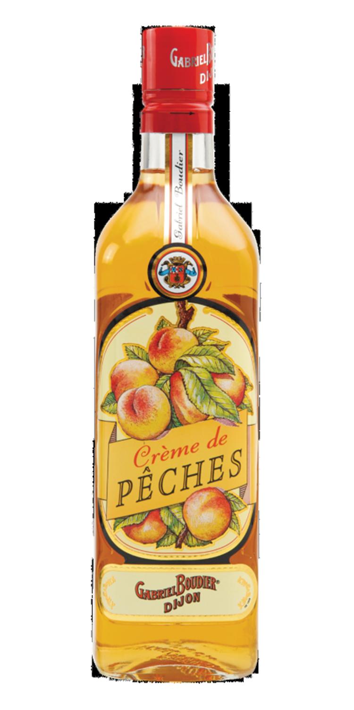 CRÈME DE PÊCHES    Product Description