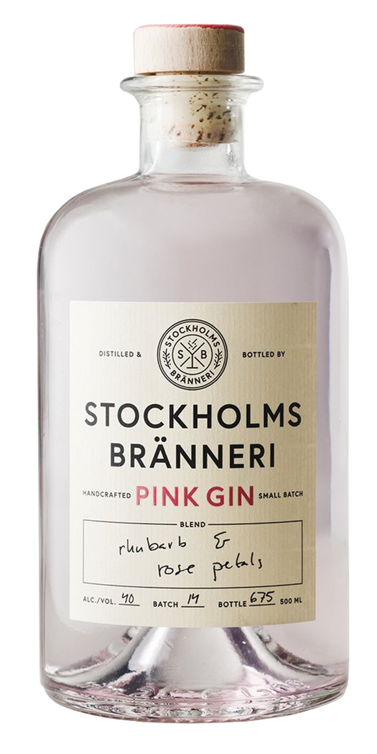 PINK GIN   Product Description