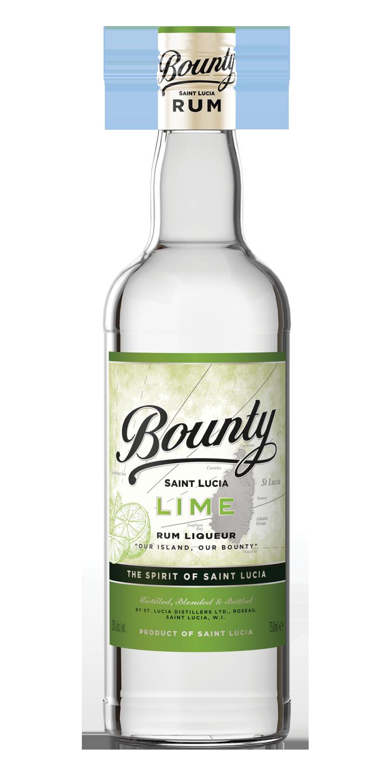 BOUNTY LIME RUM    Product Description