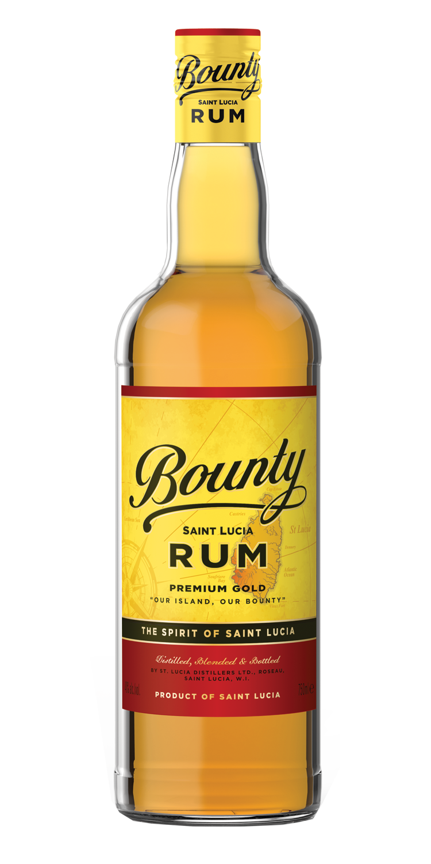 BOUNTY GOLD RUM   Product Description