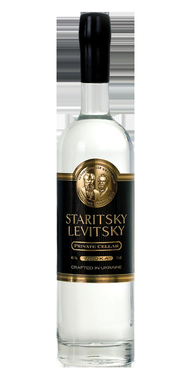 STARITSKY & LEVITSKY PRIVATE CELLAR VODKA   Product Description