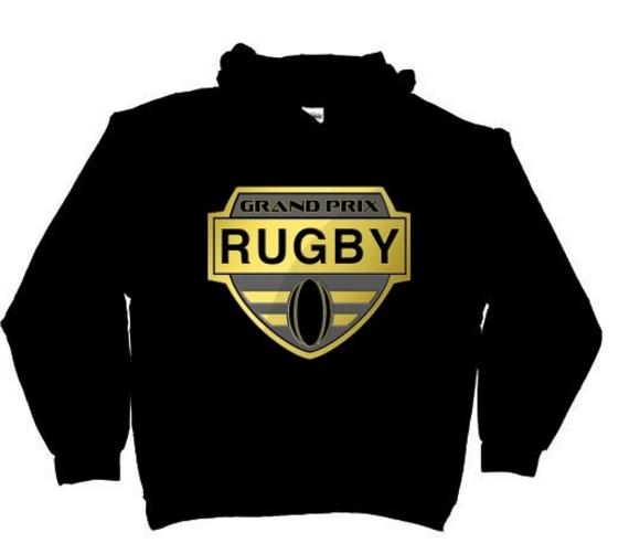 GPR Gold shielf vop hoodie