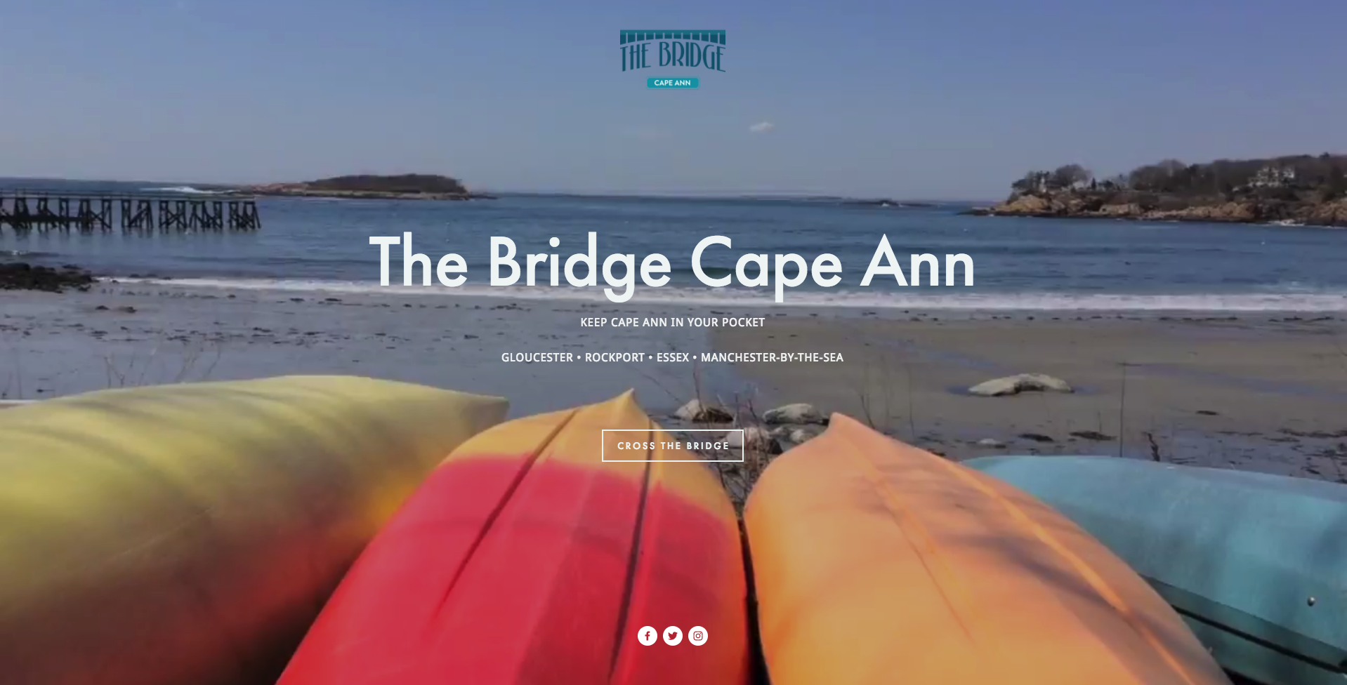 The Bridge Cape Ann