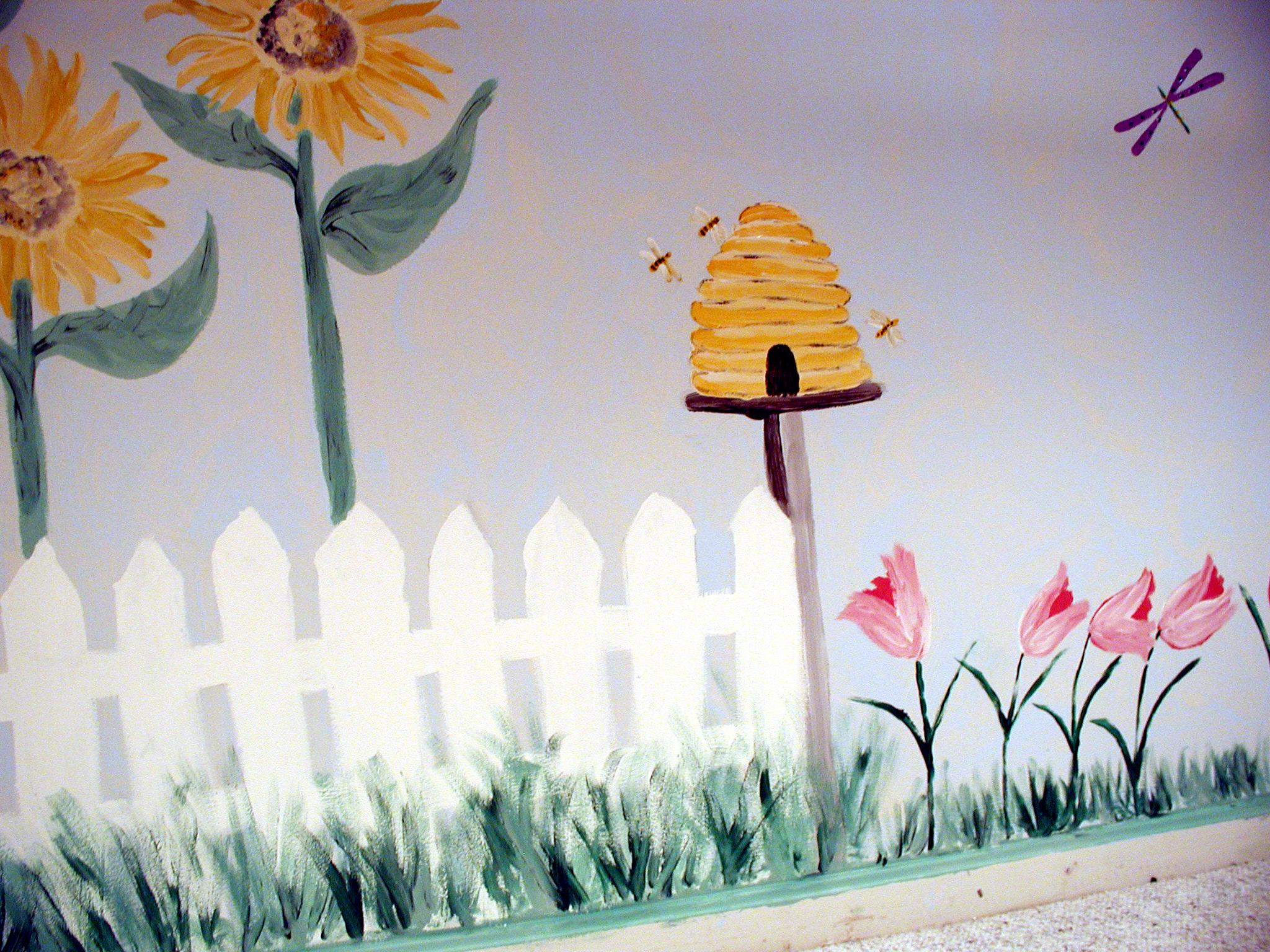 beehive picket flowers.jpg