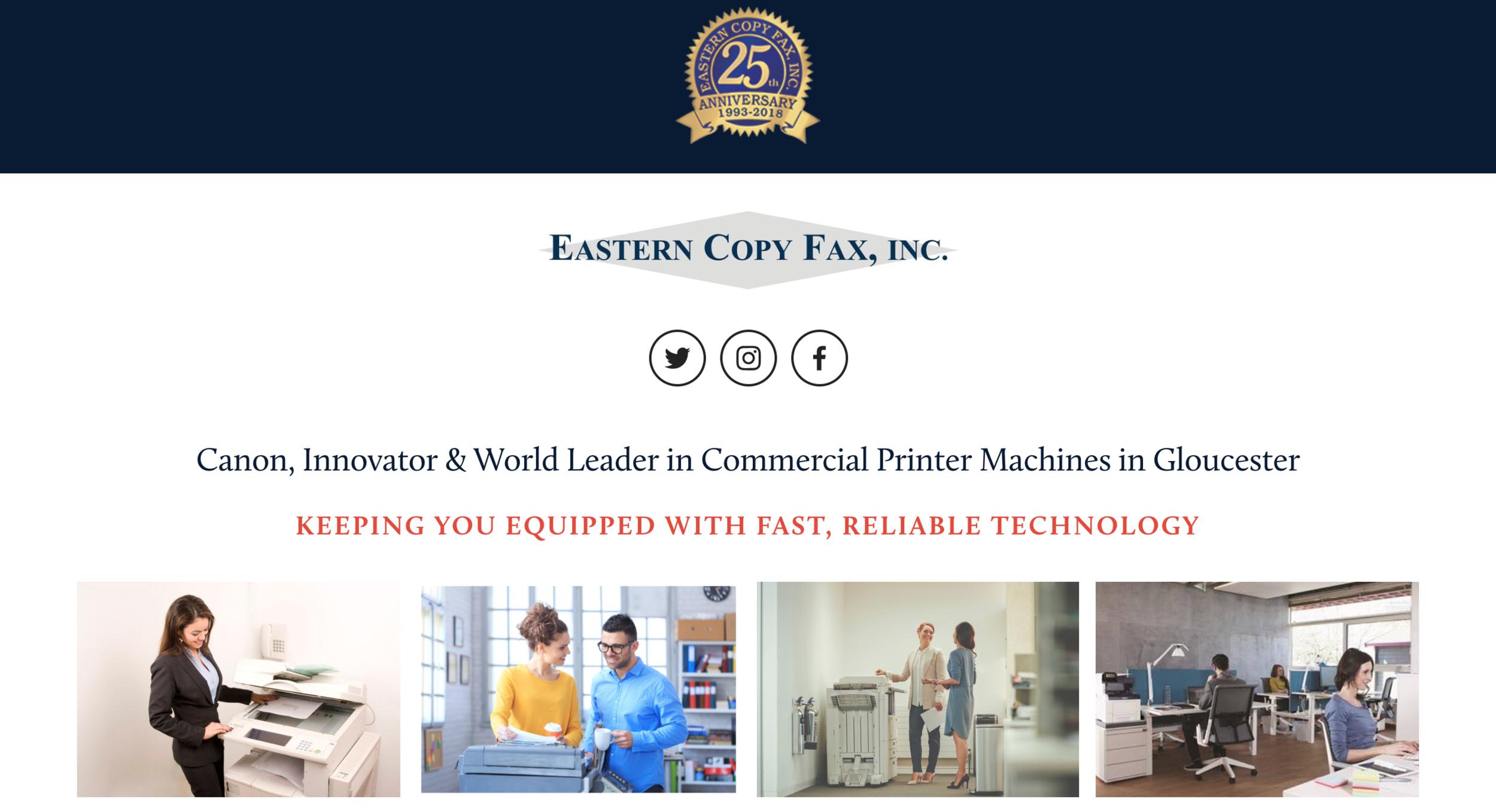 Eastern Copy Fax