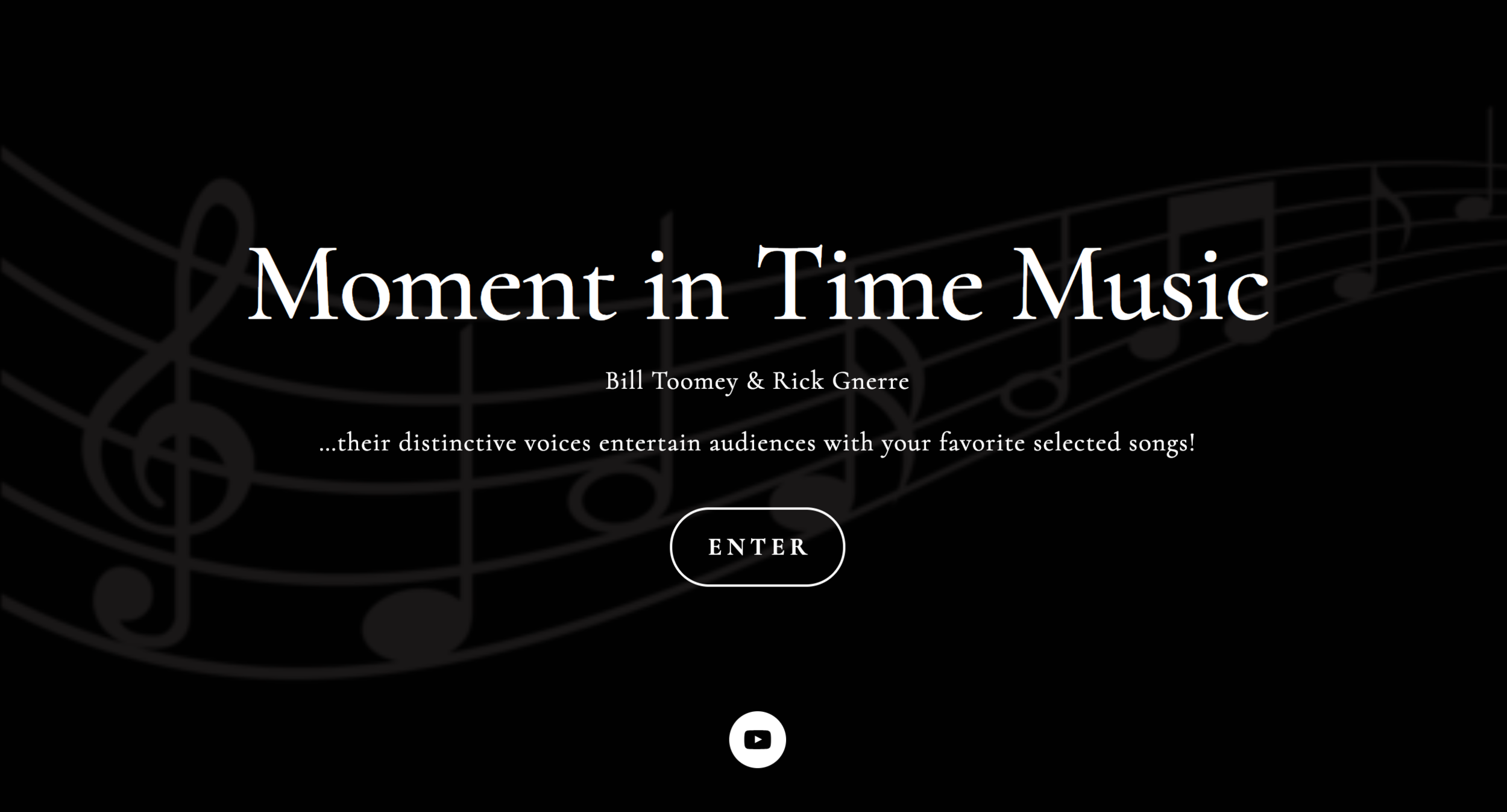 A Moment in Time Music