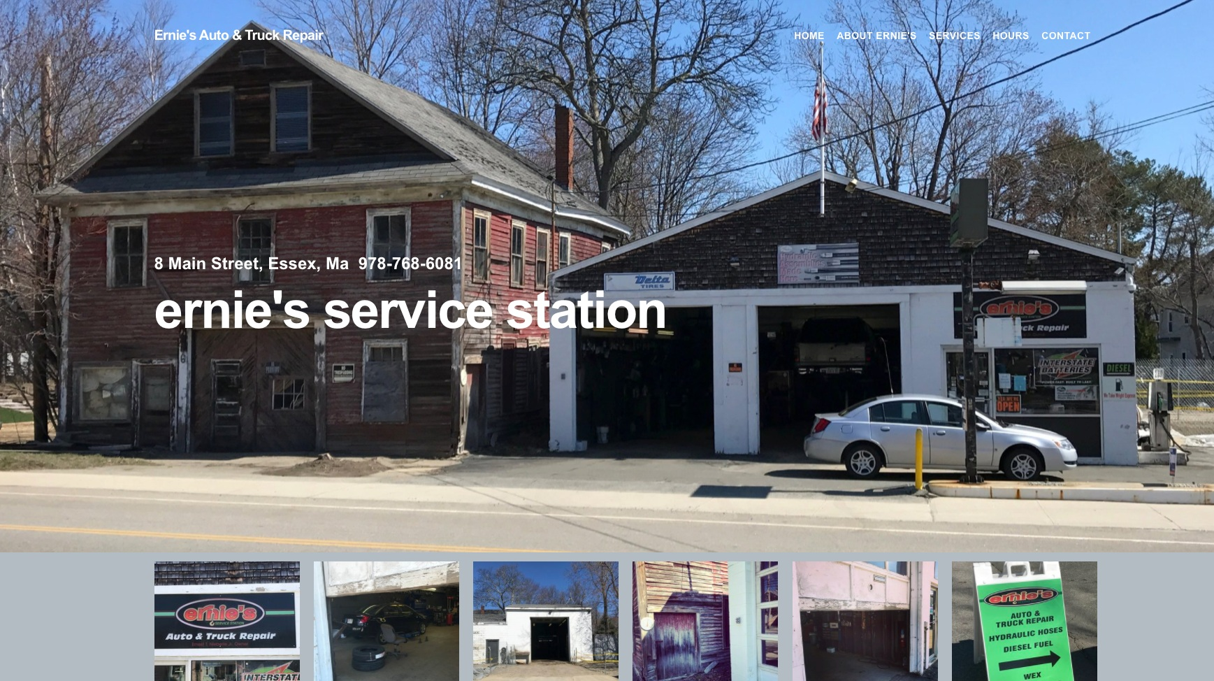 Ernie's Service Station