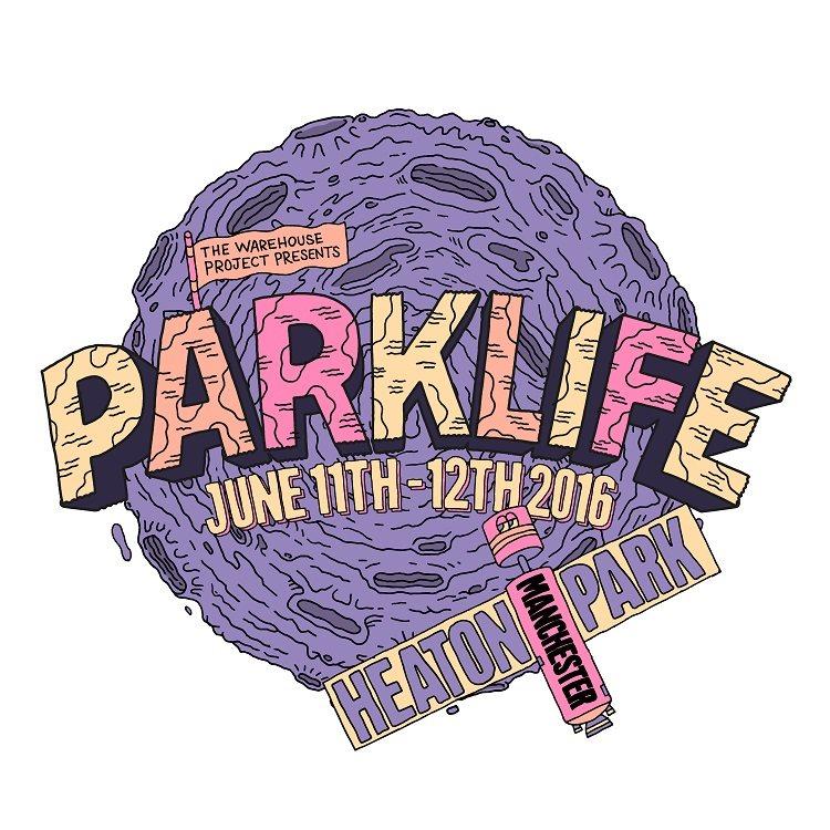 Parklife Logo 2016