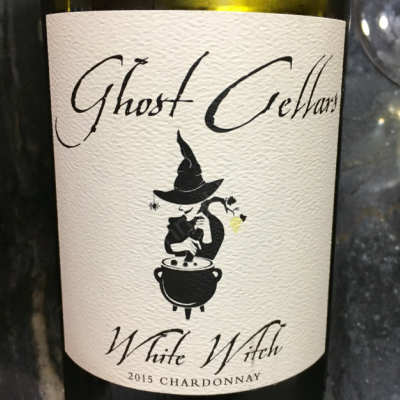 2015 Ghost Cellars Chardonnay White Witch