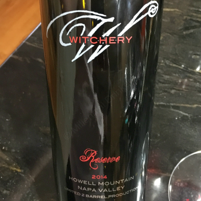 2014 Witchery Howell Mountain Cabernet Sauvignon Reserve