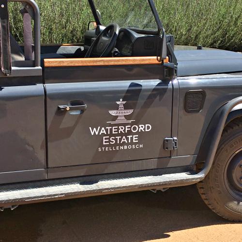 Waterford Estate Safari Truck