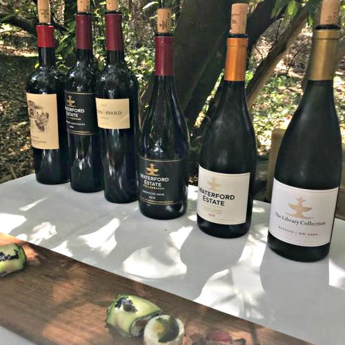 Wine Safari Drive Tasting