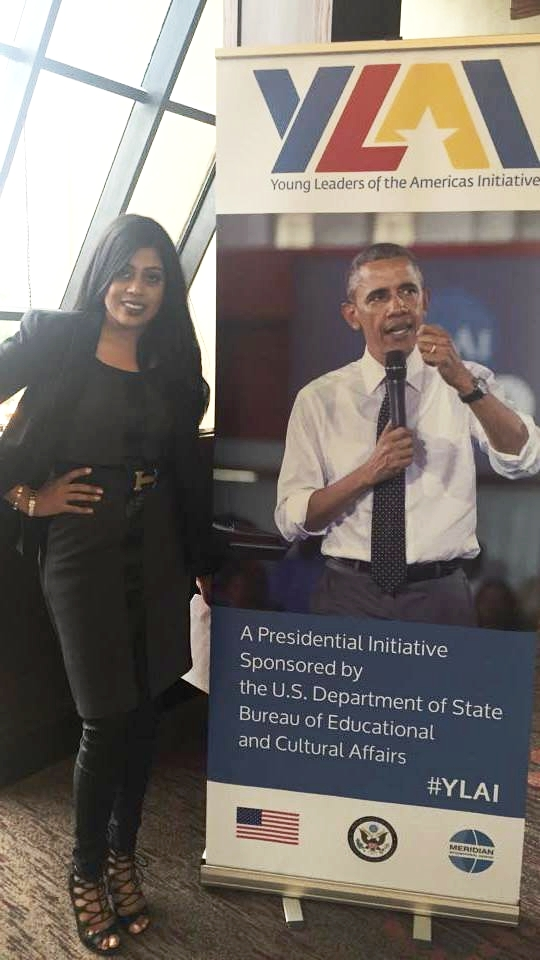 Yasmeen Tadia - President Obama's White House Young Leaders Initiative