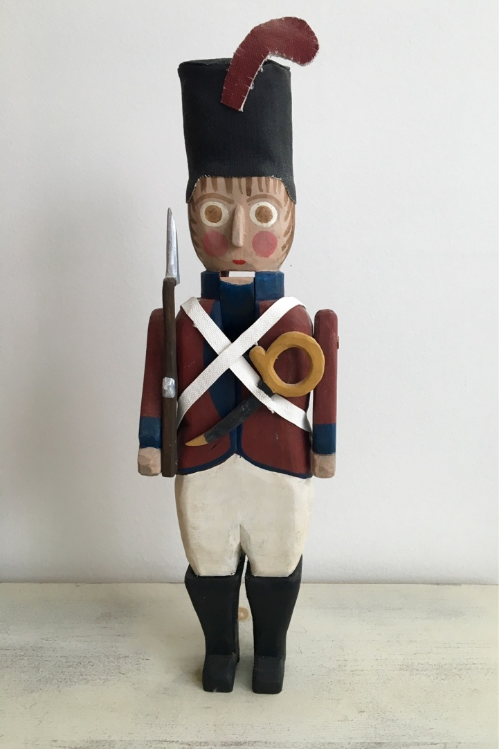 AFAM Soldier A  :   To add this piece to your collection, you can email us through the contact page.