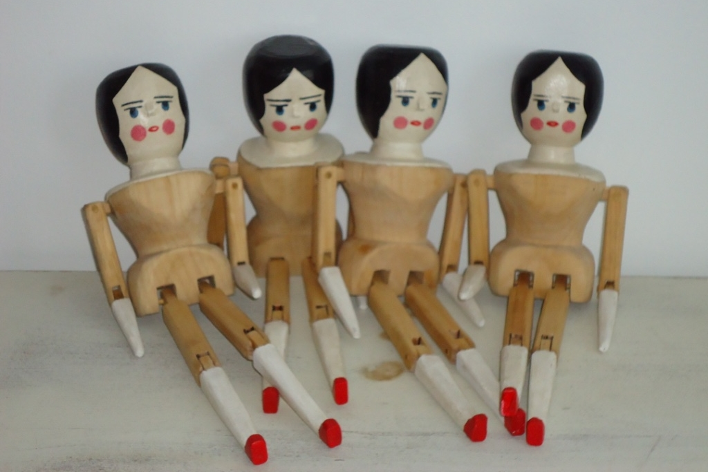 Penny Dolls  : To add this piece  to your collection, you can email us through the contact page.