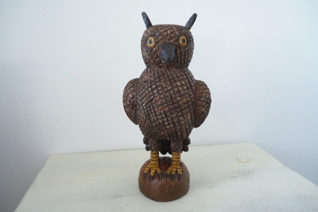 Owl   : To add this piece   to your collection, you can email us through the contact page.