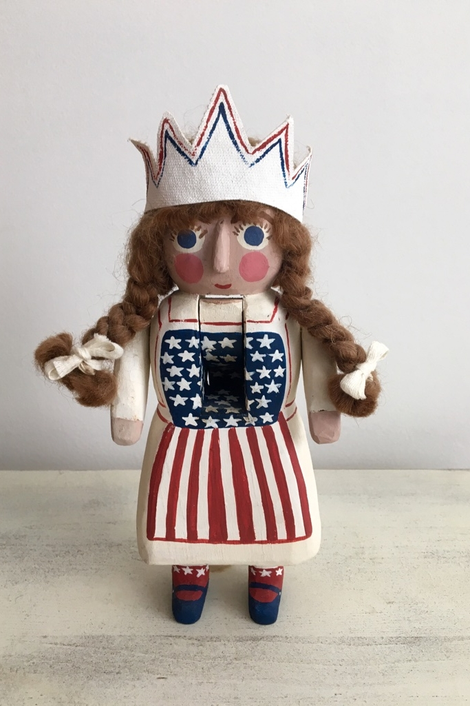 Sweet Liberty  : To add this piece  to your collection, you can email us through the contact page.