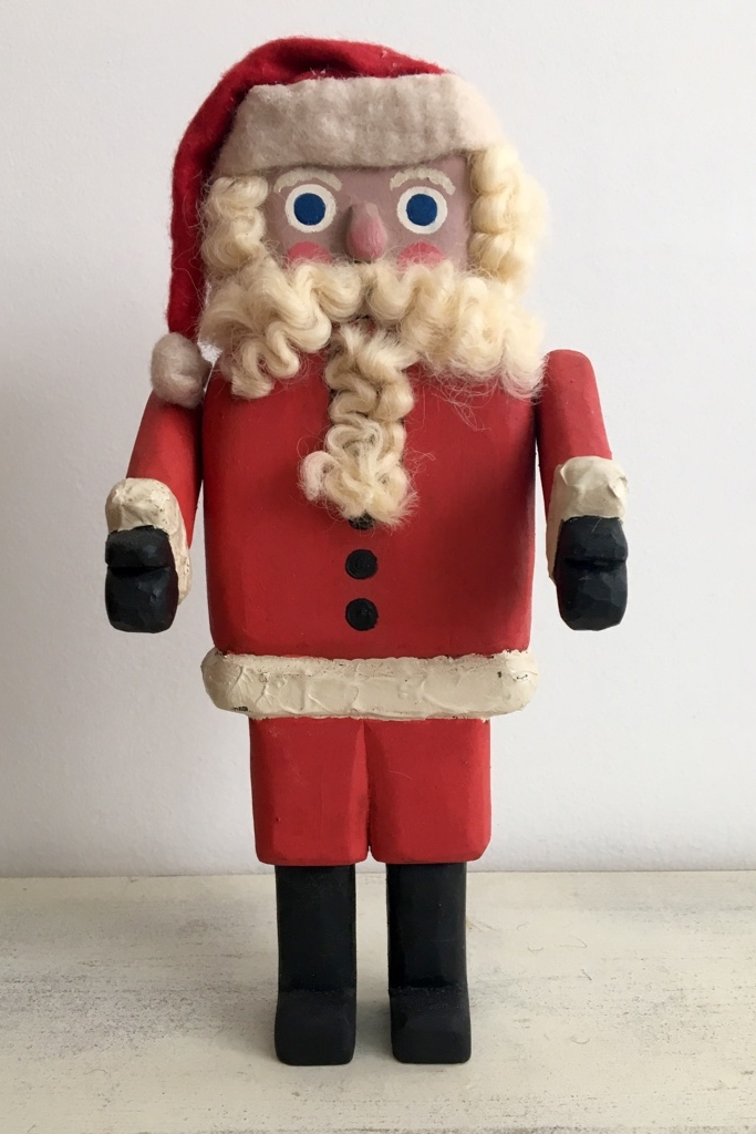 The Man In the Red Suit  : To add this piece  to your collection, you can email us through the contact page.