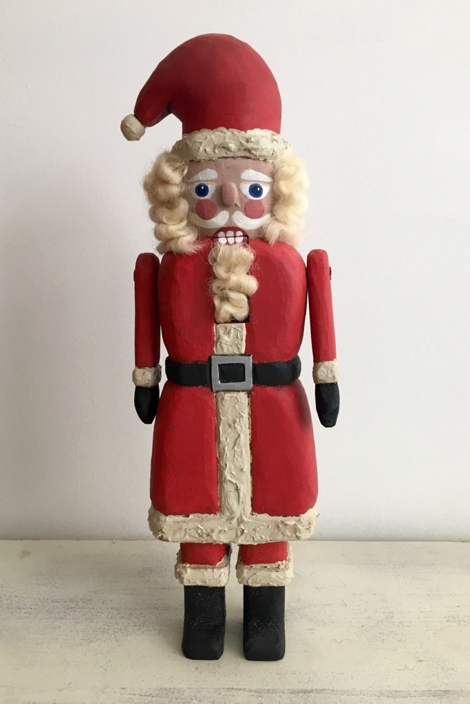 25th Anniversary Santa  : To add this piece  to your collection, you can email us through the contact page.