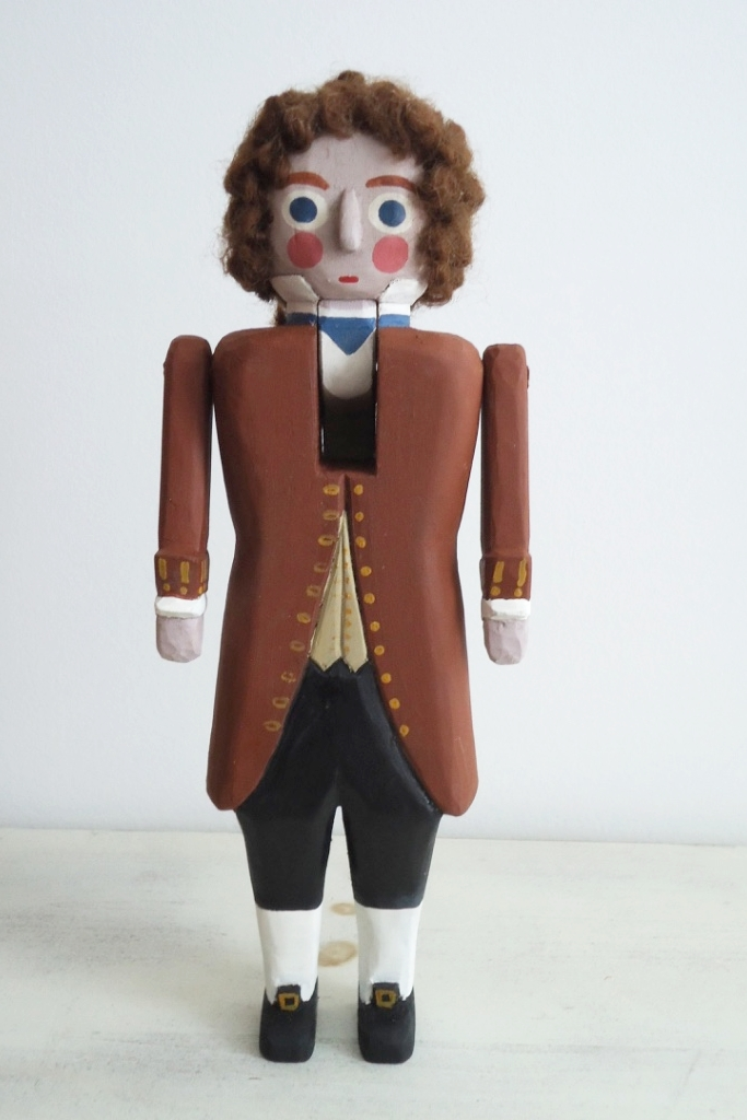 Thomas Jefferson  : To add this piece  to your collection, you can email us through the contact page.