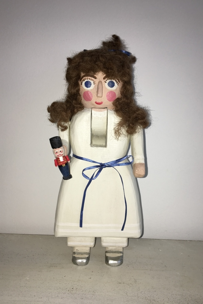 Clara Nutcracker:  To add this piece  to your collection, you can email us through the contact page.