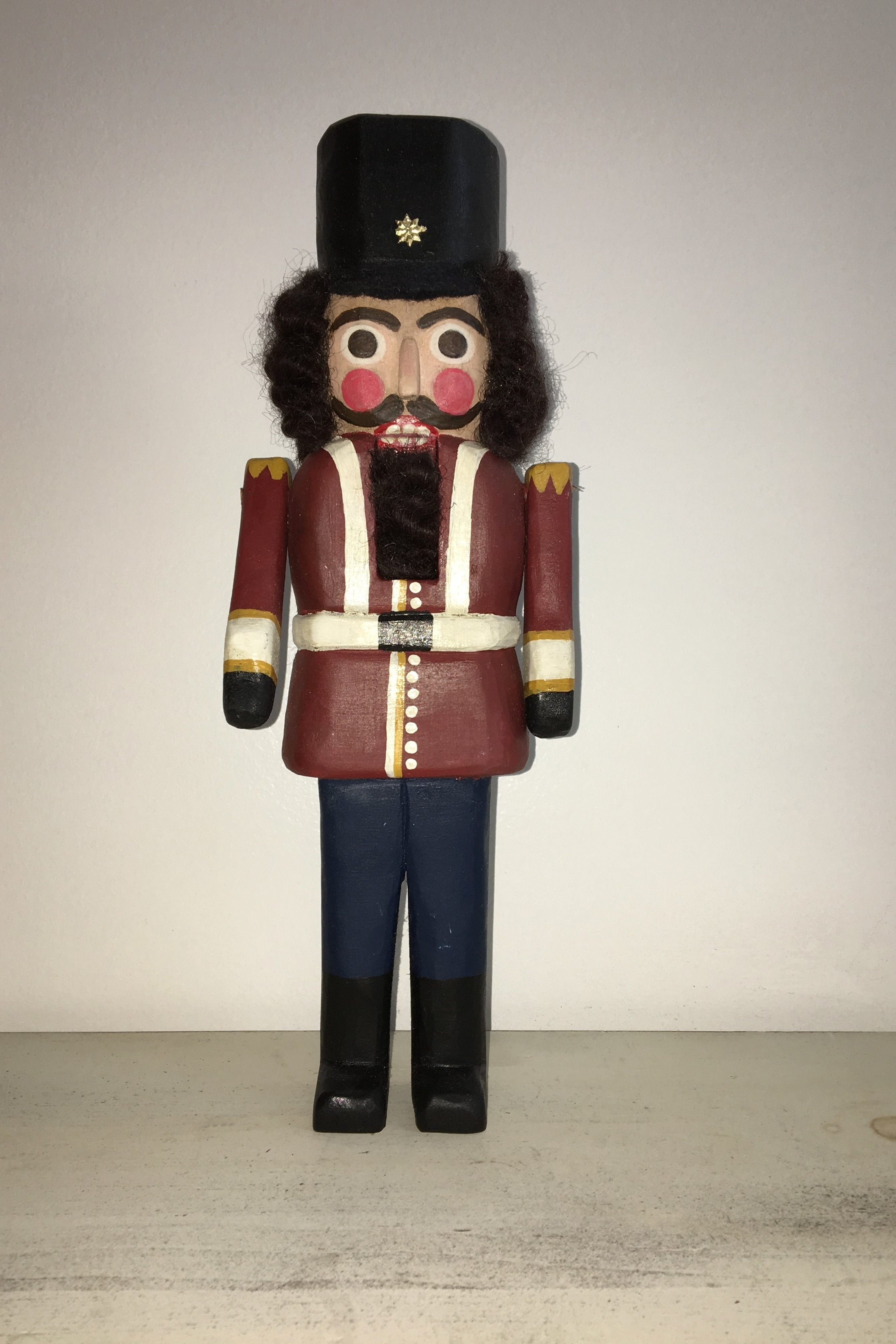 Toy Soldier Nutcracker:  To add this piece  to your collection, you can email us through the contact page.