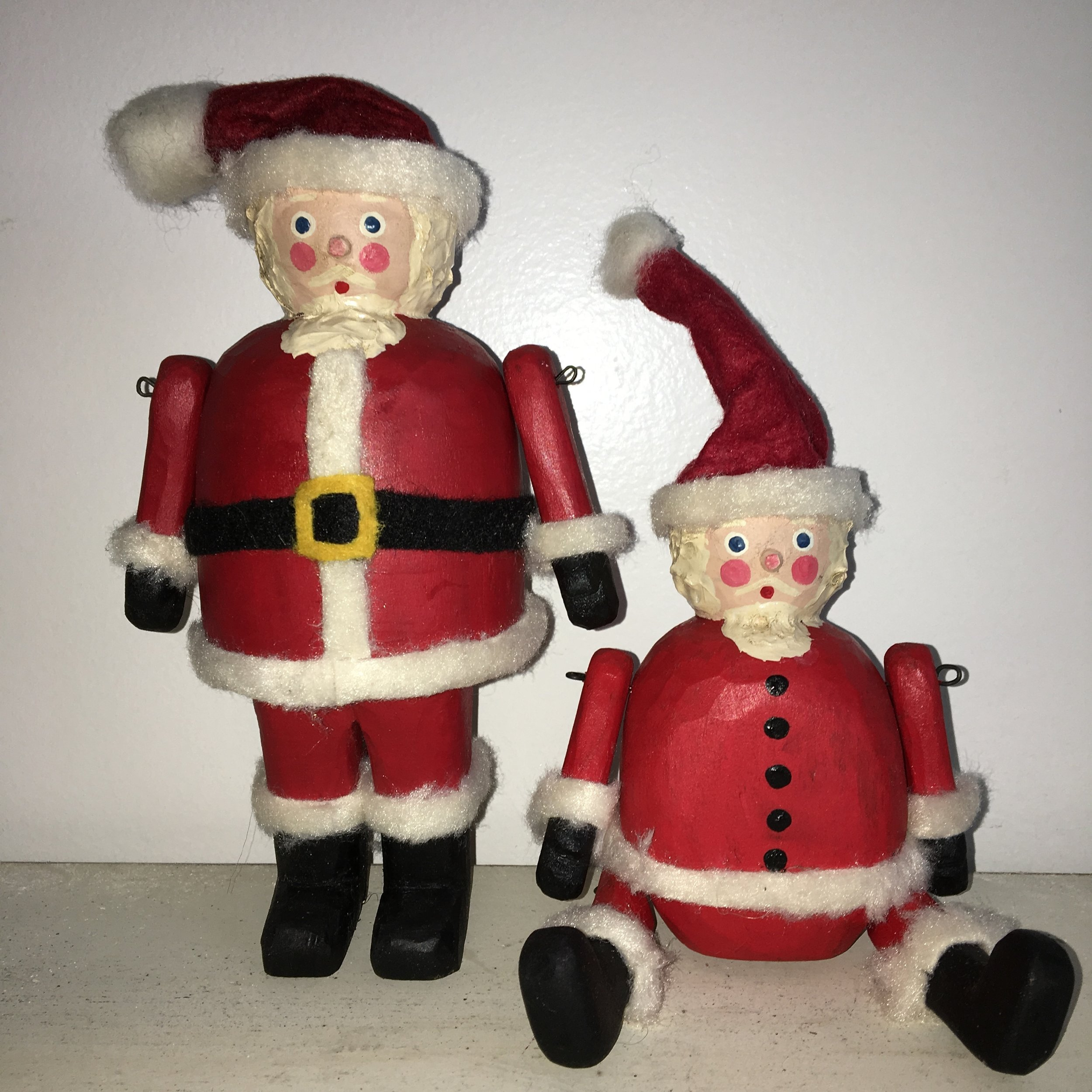 Santa Smalls:   To add this piece  to your collection, you can email us through the contact page.