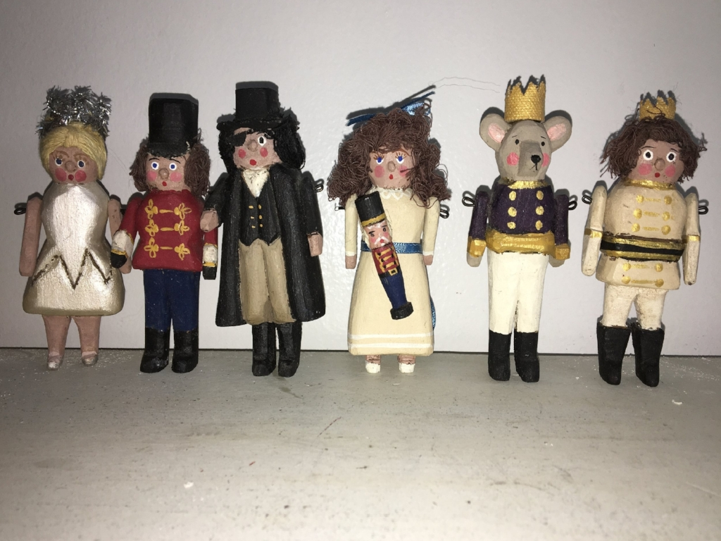 Nutcracker suite Smalls:  To add this piece  to your collection, you can email us through the contact page.