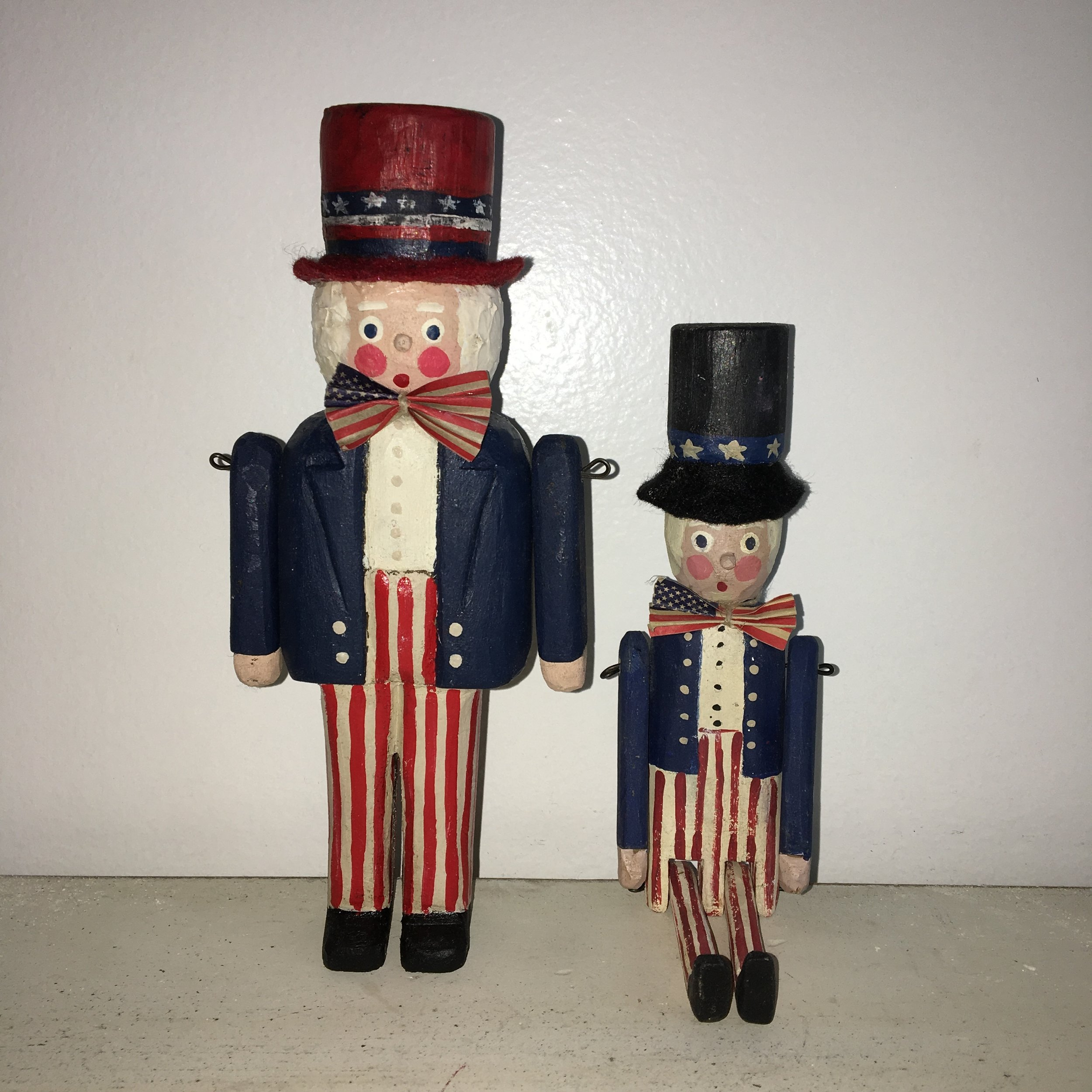 Uncle Sam Smalls:  To add this piece  to your collection, you can email us through the contact page.