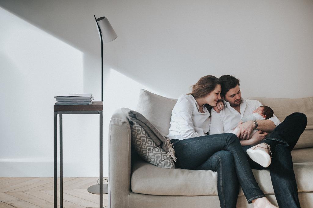 Séance famille : Adélaïde & Matthieu