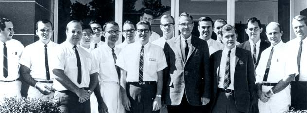 Bascom Palmer Residents, 1967