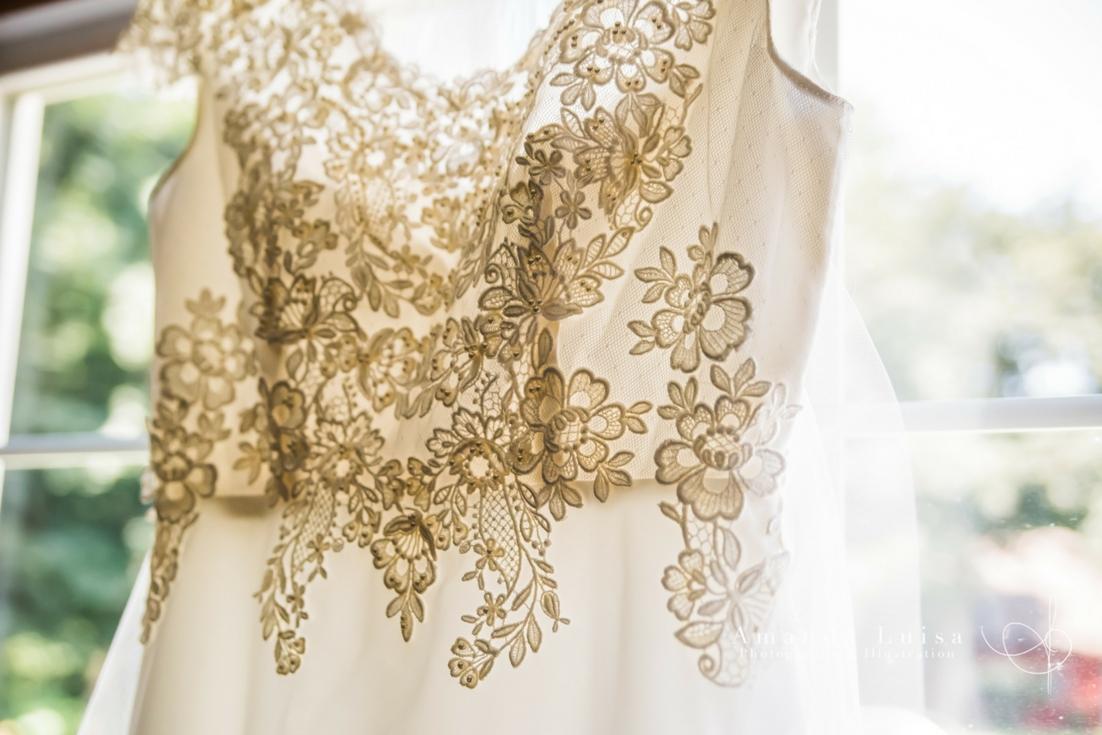 Amanda Luisa Photography - Lace Wedding Dress
