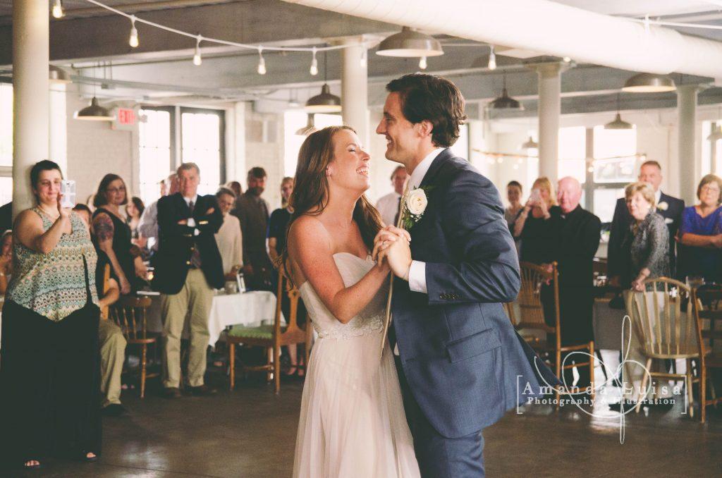 Amanda Luisa Photography - First Dance