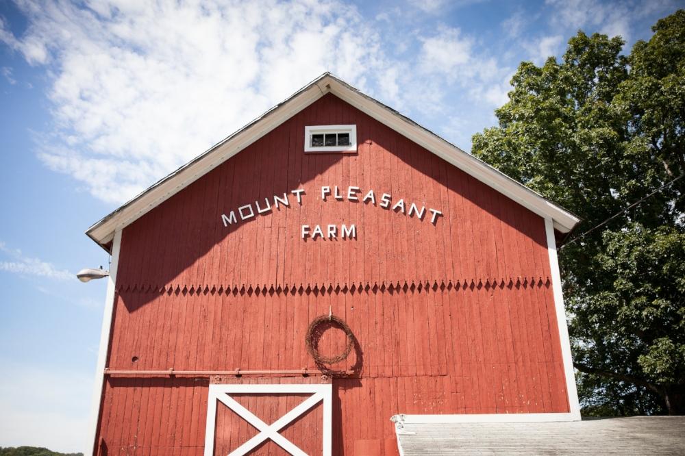 The Inn at Mount Pleasant Barn - Pearl Weddings & Events