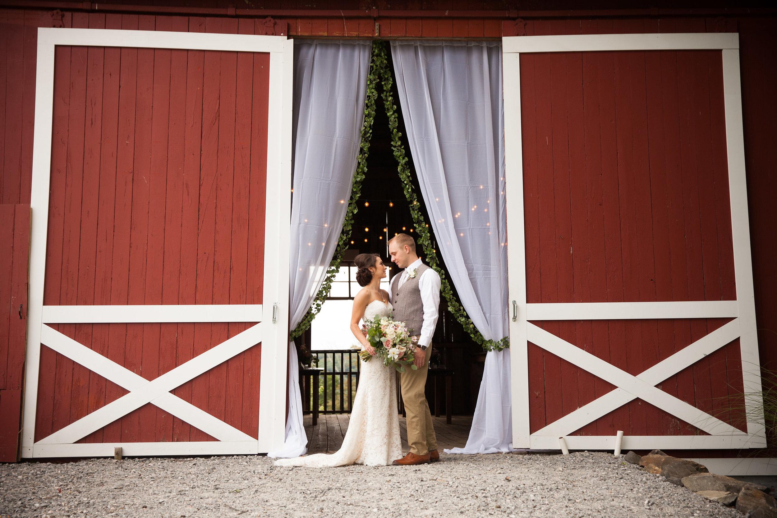 Barn Weddings - Pearl Weddings and Events