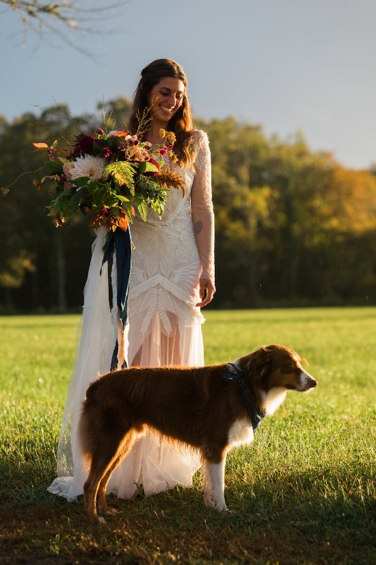 a girl and her best friend - Pearl Weddings & Events
