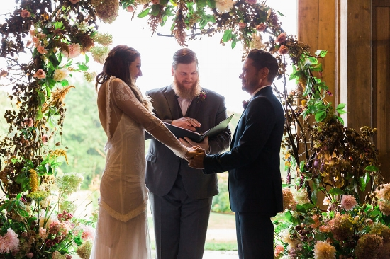 When it rain on the wedding day, you make the best of it! Read our blog about this beautiful wedding that created rainbows and a lot of love. Planner | Pearl Weddings & Events