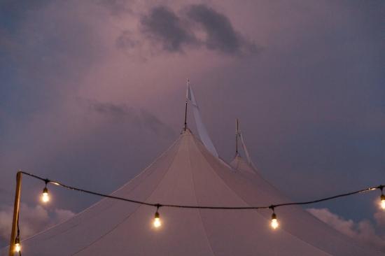 Sperry Tent farm weddings - Pearl Weddings & Events