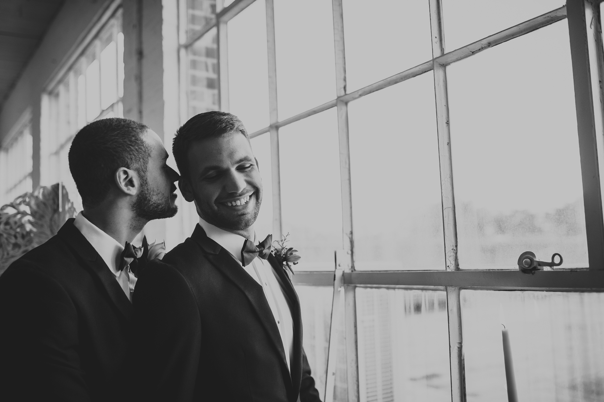 Love is Love and two grooms are better than just one! - Pearl Weddings & Events