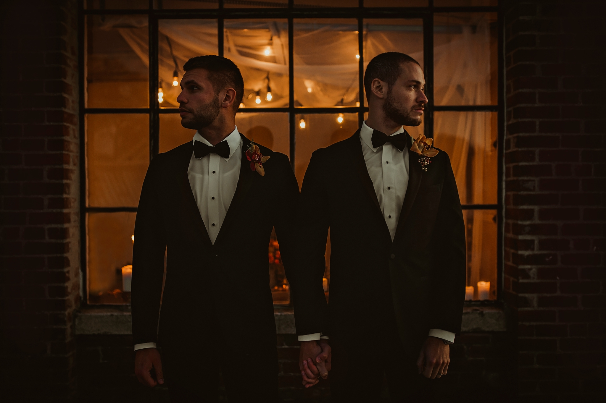 Two best men are better than just one! - Pearl Weddings & Events