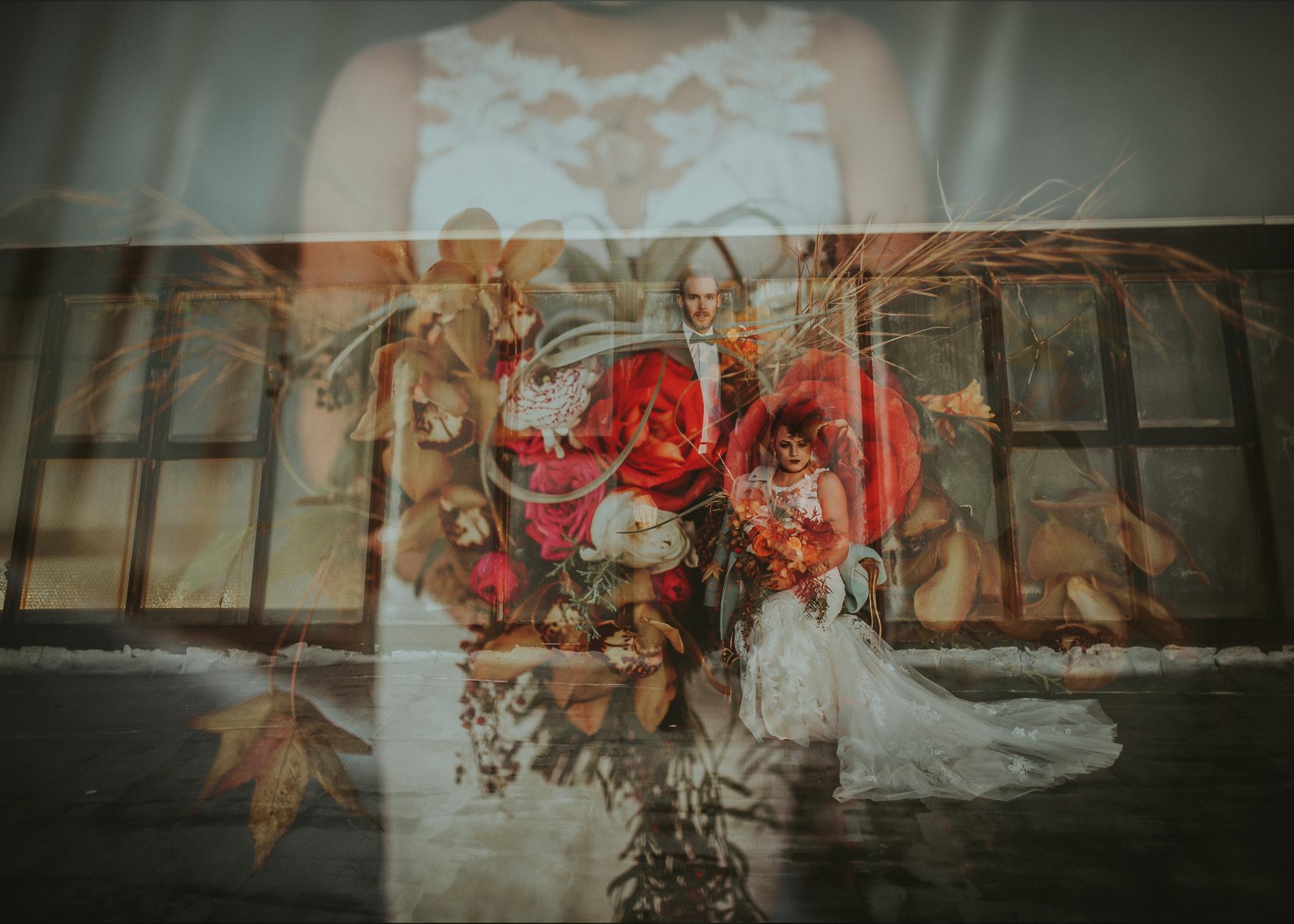 Beautiful wedding bouquet by Pine & Petal - Pearl Weddings & Events